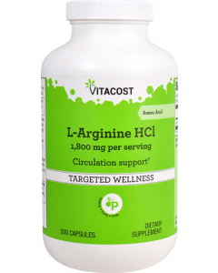 L-Arginin HCl 300 x 900mg Kapseln